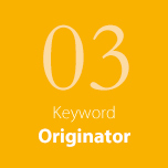 03 Keyword Originator