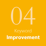 04 Keyword Improvement