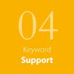 04 Keyword Support
